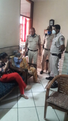 Delhi Police rescue 84-yr-old from inside bed box