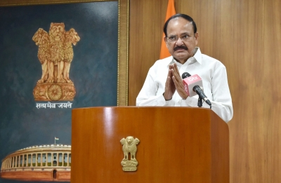 Naidu expresses concern over growing pendency of cases