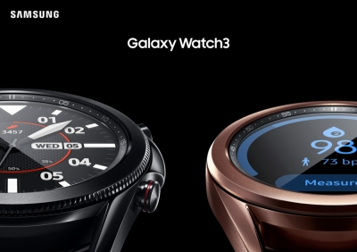 Galaxy Watch3 takes on Apple Watch with similar health tools