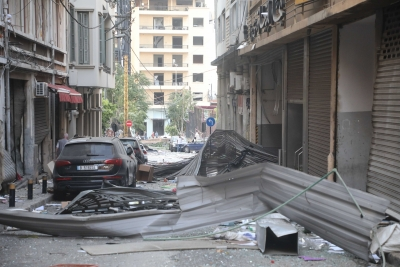 Beirut blasts toll reaches 135, state of emergency declared