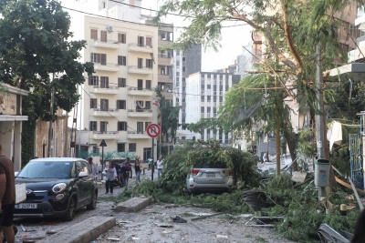 100 killed, nearly 4K injured in Beirut blasts (3rd Ld)
