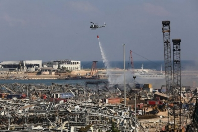 CBIC directs immediate safety scrutiny of ports after Beirut blasts