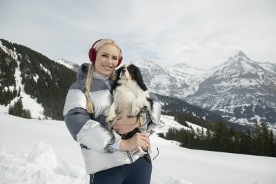Olympic medallist Lindsey Vonn set to host show with her dog