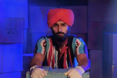 Nishant Singh Malkani loves his on-screen Sikh avatar
