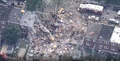1 dead, 4 seriously injured in Baltimore gas explosion