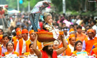 B'desh Prez, PM extend Janmashtami greetings to nation