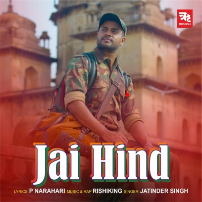 Rapper Rishikings new song Jai Hind gets 500k views within a day