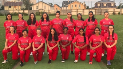 Women's int'l cricket returns for the first time since 2020 T20 WC final