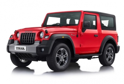 Mahindra unveils all-new Thar SUV