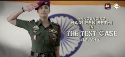 Harleen Sethi to be seen as army officer in 'The Test Case 2'