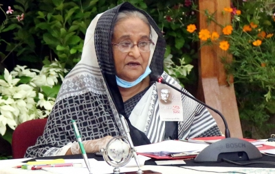 Vaccinating teachers against Covid-19 by March 30: Bangladesh PM