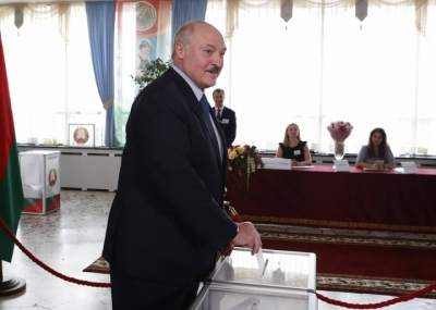 Belarusian Prez hints he may quit