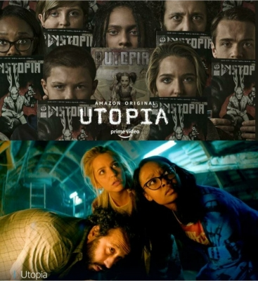 Utopia: Gruesome pandemic drama (IANS Review; Rating: * * *)