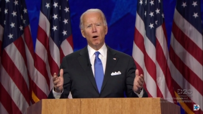 Trump's plan to replace Ginsburg an abuse of power: Biden