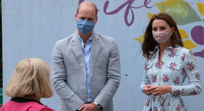 Prince William: Social media awash with misinformation about Covid vaccine