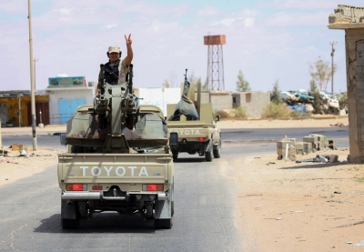 Libyan parties agree to hold constitutional referendum
