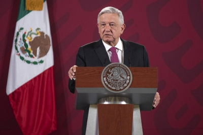 Mexican Prez urges curbing of year-end festivities