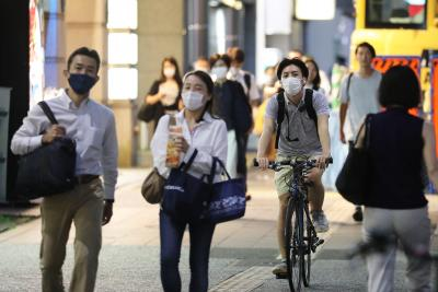 Japan reports 2,502 fresh Covid-19 infections