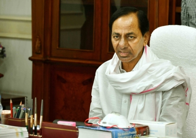 KCR asks officials to take Centre to task at Apex Council meet