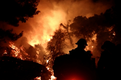Red flag warning for San Francisco Bay Area over wildfires