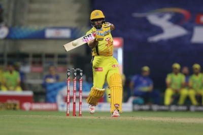 Rayudu, du Plessis 50s give CSK winning start in IPL (Lead)