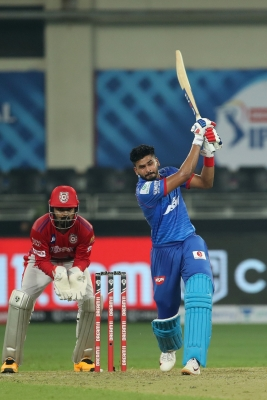 Wasn't easy to see the game turning in different directions: Shreyas