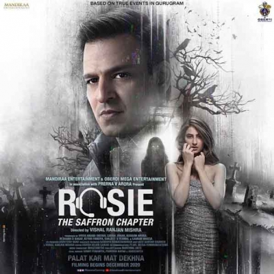Vivek Oberoi joins Shweta Tiwari's daughter Palak's debut film 'Rosie'