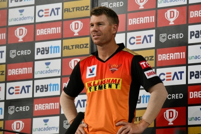 It was a bizzare game for us: Warner post SRH's loss to RCB