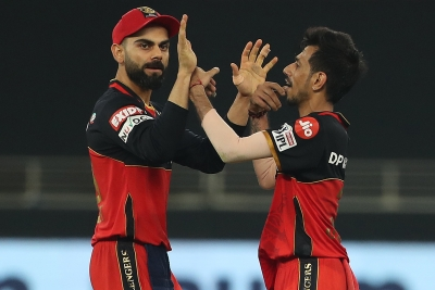 Chahal changed the game for us, says Kohli