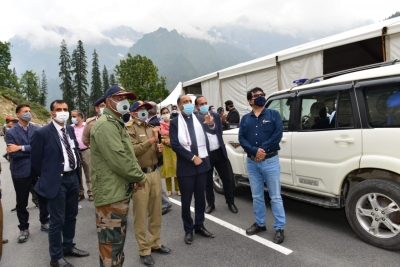 Modi to inaugurate Atal Tunnel on Oct 3, CM reviews preparations