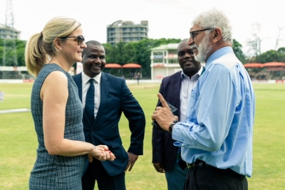 Zimbabwe Cricket gets govt's approval for limited-overs Pak tour
