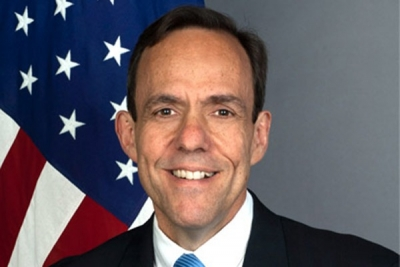 Take sustained, irreversible action against terror: US envoy tells Pak