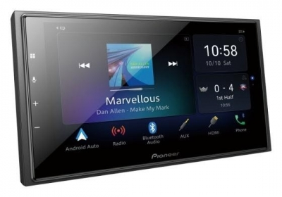 Pioneer launches 3 new car AV receivers with built-in Alexa