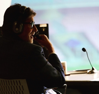 Big B reminisces about cricket commentary days in latest post
