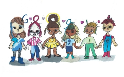5th grader wins '2020 Doodle for Google' for spreading kindness