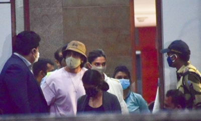 No request from Ranveer to attend questioning along with Deepika: NCB