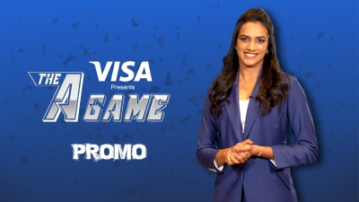 PV Sindhu to present web series titled 'The A-Game'