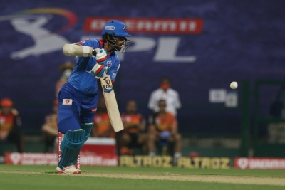 Delhi's 'Gabbar' roars with record back-to-back IPL tons