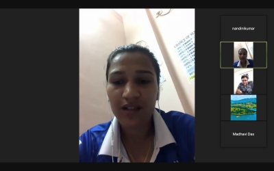HI, Aaroogya conduct online session to raise awareness about cancer