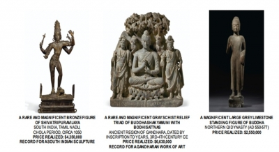 Strongest season for Indian and Southeast Asian art online