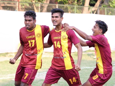 Jiten Murmu looks to inspire community with I-League Qualifier win