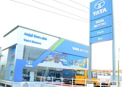 Tata Motors' overall Nov sales zoom up 21%