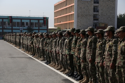 1,279 trained Afghan youth join Army