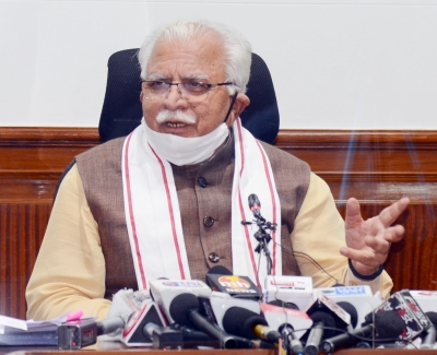 Haryana CM flags off 20 ambulances