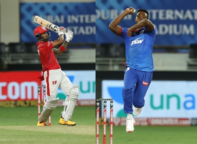 IPL 13: KL, Rabada stick to their Caps; KXIP move to No. 4
