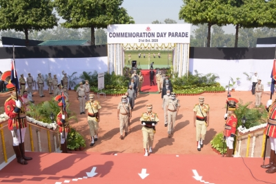 Delhi Police pays homage to martyrs on Commemoration Day