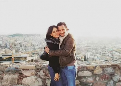 Saturday flashback: Kareena, Saif and love in Athens