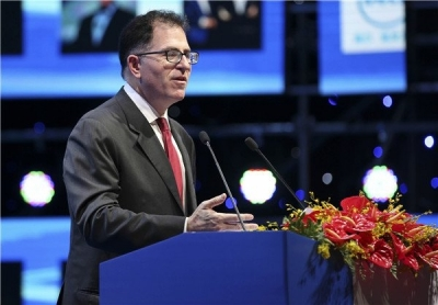 Data is fuel, 5G fabric for digital transformation: Michael Dell