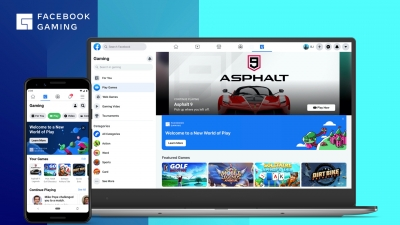 Facebook Gaming arrives on Android with new games, ditches Apple