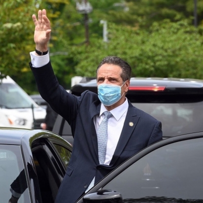NY Governor questions White House pandemic response